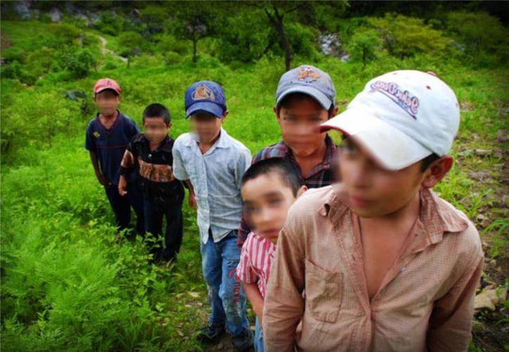 Del 1 de enero al 31 de mayo de este año, 34 mil 611 menores de edad no acompañados intentaron ingresar sin documentos a territorio estadounidense. (fuerza.com.mx)
