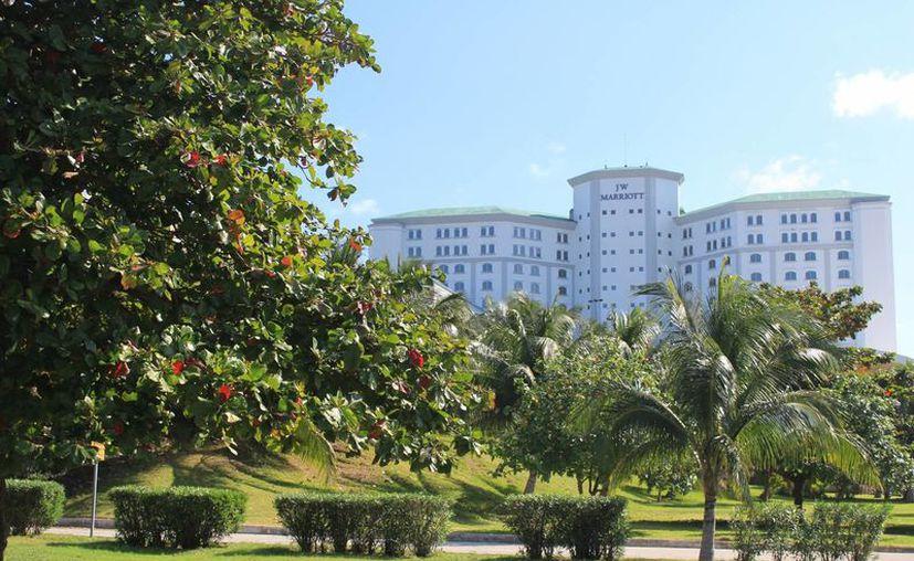 La Zofemat busca certificación para hoteles. (Luis Soto/SIPSE)