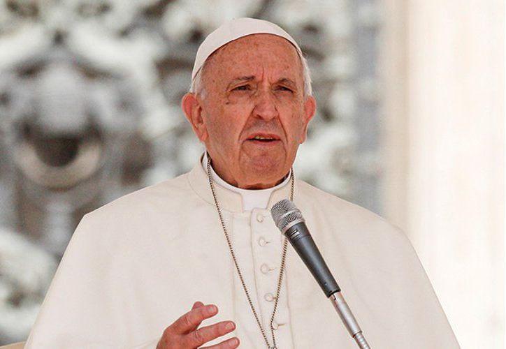 El vocero del Vaticano desmintió que el Papa Francisco participaría en los foros de pacificación del gobierno de Andrés Manuel López Obrador. (Twitter)