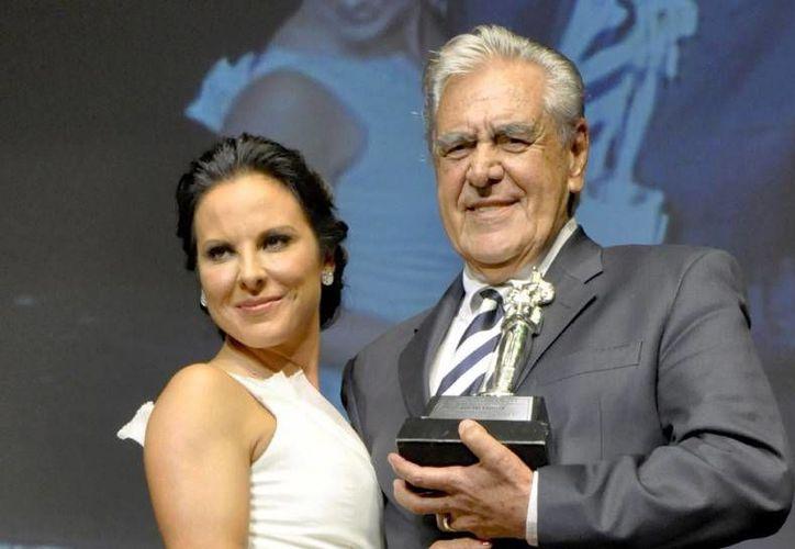 Eric del Castillo dio a conocer algunos detalles sobre el caso de su hija Kate y 'El Chapo' Guzmán.(Notimex)
