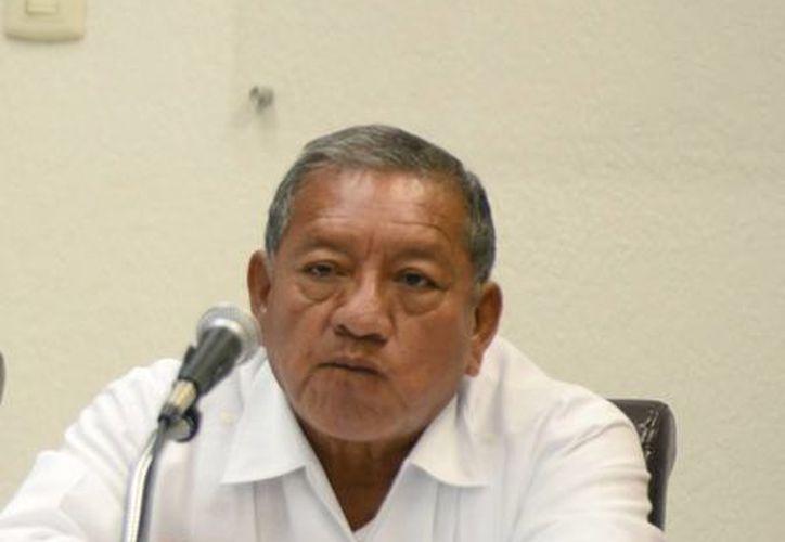 Quintal Ic, aseguró que todos los trabajos del rescate del Centro Histórico de Mérida ya están listos. (Milenio Novedades)