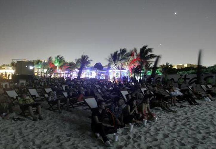 La programación del Riviera Maya Film Festival se proyectará en Playa del Carmen y Cancún. (Twitter/@rmffmx)