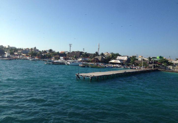 Esperan isleños el festejo del 165 aniversario de Isla Mujeres. (Israel Leal/SIPSE)