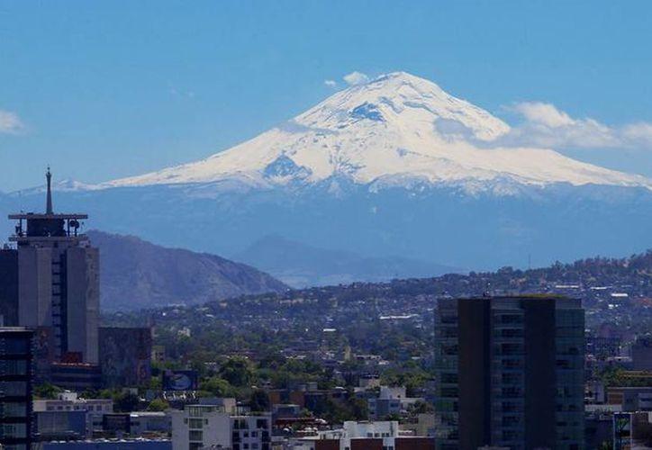 El volcán Popocatéptl presentó actividad este sábado. La imagen es de archivo (NTX)