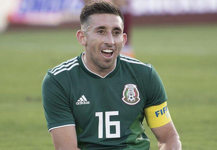 En un comunicado, Herrera agradeció a aficionados, familia y equipo de trabajo por las muestras de apoyo. (Marca)