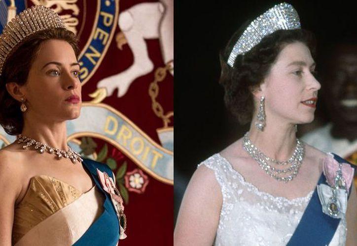 La Reina Isabel II aún no ha confirmado abiertamente que ha visto la serie. (vanguardia.com)