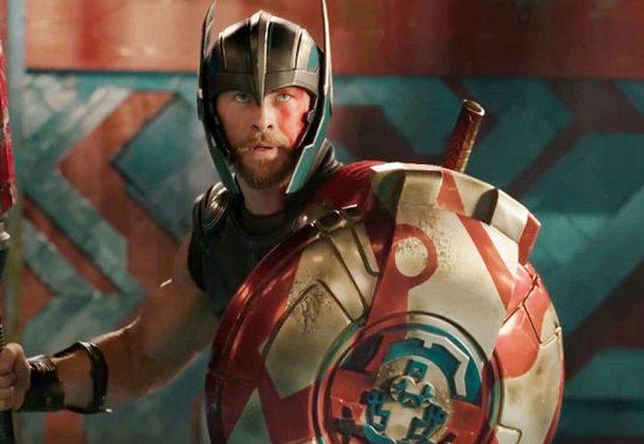 La cinta Thor: Ragnarok se convirtió en uno de los mejores estrenos en lo que va del año. (Marvel).