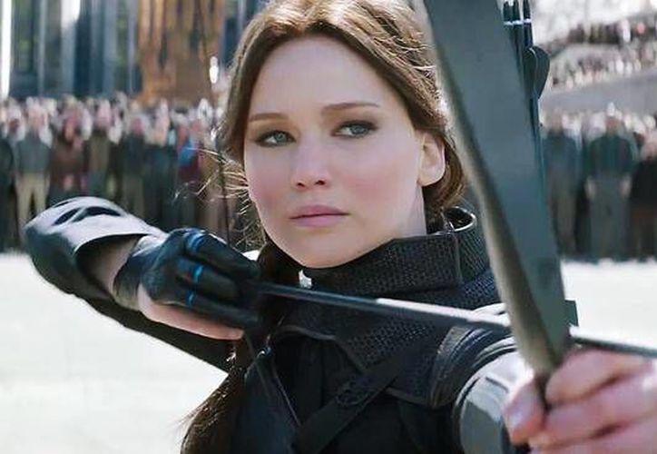 Katniss decide que lo único que puede hacer es asesinar personalmente al presidente Snow. (Contexto/Internet)