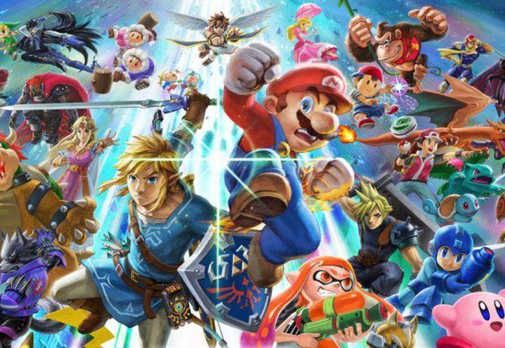 """La empresa nipona dedicó un """"Direct"""" por completo a su más reciente entrega de Smash. (Nintendo)"""