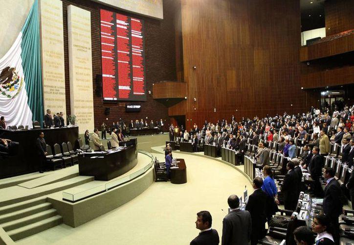 La Cámara de Diputados aprobó reformas a la  Ley del Seguro Social. (Notimex)