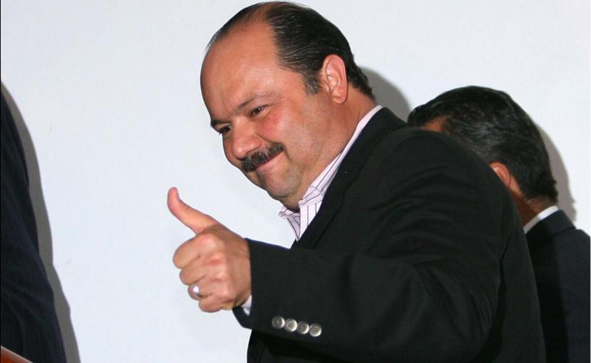 La detención de César Duarte (imagen) es una acción que demuestra la importancia del combate a la corrupción, según el gobernador Javier Corral. (Agencia Reforma)