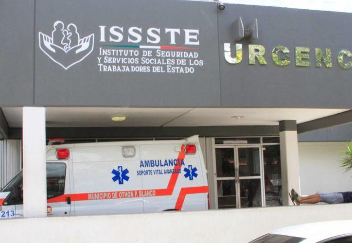 Este año el Issste ejerció aproximadamente 150 millones de pesos. (Ángel Castilla/SIPSE)