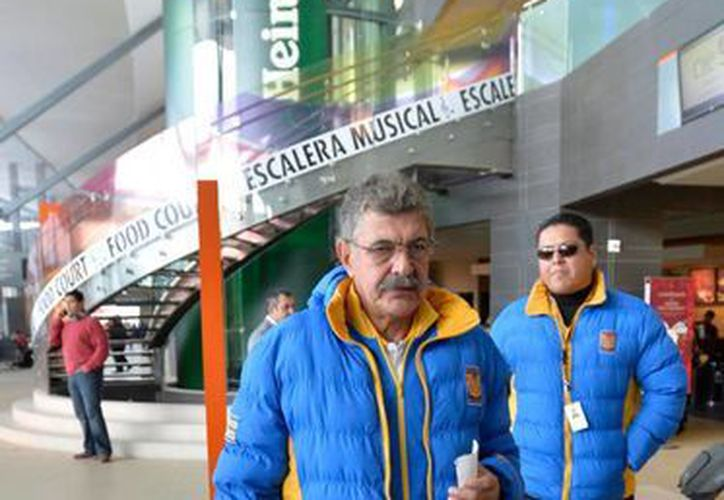 Ricardo 'Tuca' Ferreti ya suena fuerte como director técnico de la Selección Nacional de Futbol de México. (Archivo/NTX)