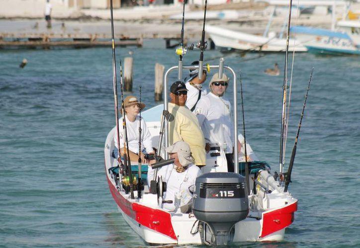 Promoverán las actividades náuticas que se ofrecen en este destino. (Tomás Álvarez/SIPSE)