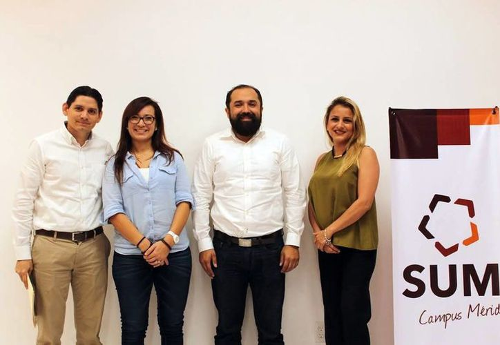 El Iyem y Start Up entregaron reconocimientos a los ganadores del concurso de emprendedores Destino Turismo, en Mérida. (Milenio Novedades)