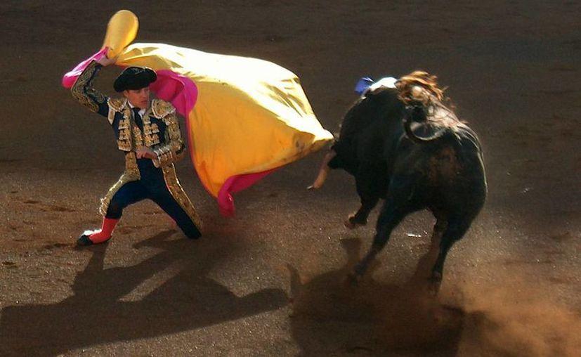 La Corte Constitucional de Colombia ya ordenó al alcalde de Bogotá, Gustavo Petro, autorizar el uso de la Plaza Santamaría para las corridas de toros. (antenasanluis.mx/Foto de contexto)