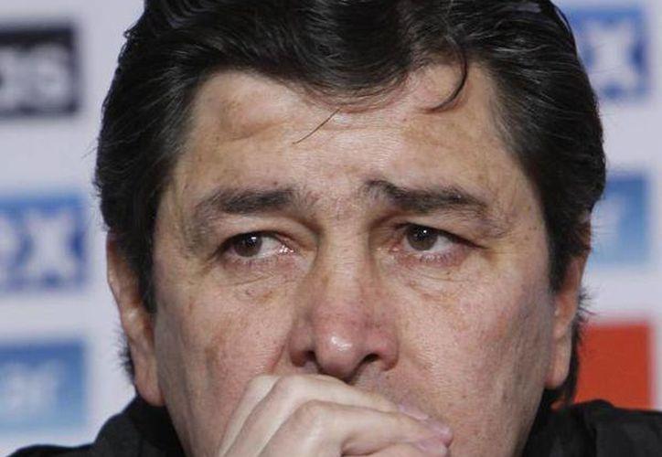 Luis Fernando Tena se encuentra ante una gran presión. (Agencias)