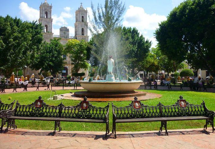 Buscan recursos para el rescate del Centro Histórico de Valladolid. (Milenio Novedades)