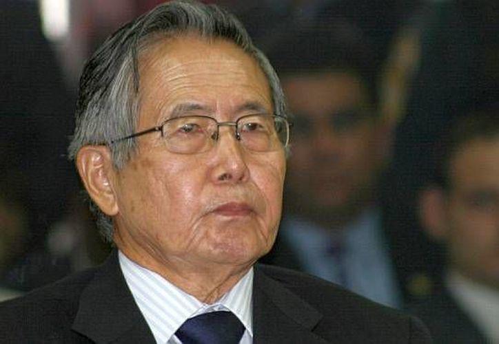"""El informe médico también concluye que el ex presidente sufre """"trastorno depresivo recurrente"""". (Imagen de archivo de www.elcomercio.pe)"""