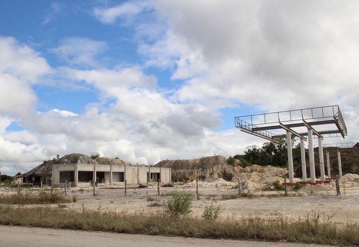 Un centro comercial, un cinema y una gasolinera son los proyectos que se tienen contemplados en el ejido de Álvaro Obregón. (Carlos Castillo)