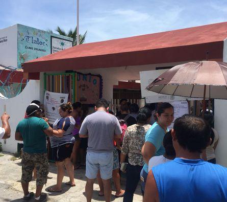 Isla Mujeres vive en calma el proceso electoral (Video)