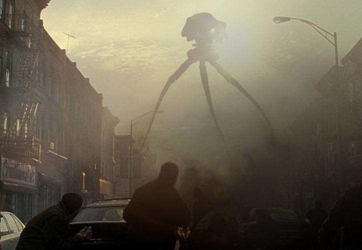 """El sonido es el mismo que se usa en la película """"La guerra de los mundos"""" (2005, del director Steven Spielberg)."""