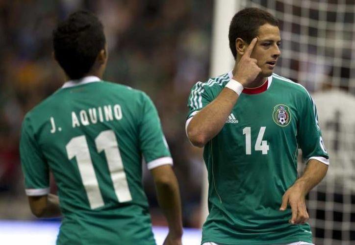 Aunque México es quinto lugar en las eliminatorias de la Concacaf, en el ranking de la FIFA es el mejor de la zona. (SIPSE/Archivo)