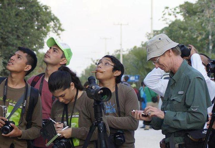 El Festival de Aves de Cozumel 2016 se realiza del 14 a l 16 de octubre. (Redacción/SIPSE)