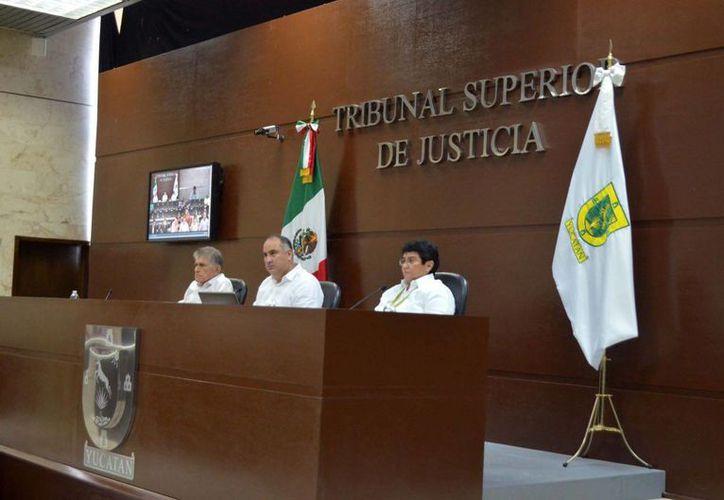 Tribunal Superior de Justicia del Estado dictaminó la revocación de la sentencia a Enrique Lara González. (Cortesía)