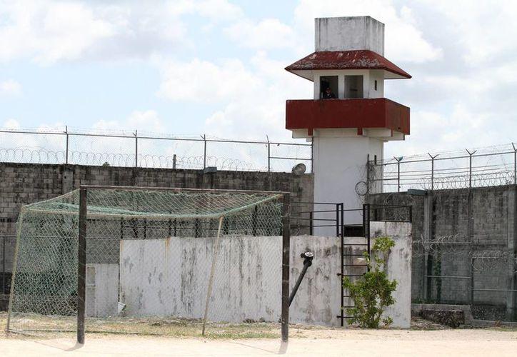 La experiencia contingencias pasadas es clave para tomar medidas de prevención correctas en el interior de la prisión de Solidaridad. (Adrián Monroy/SIPSE)