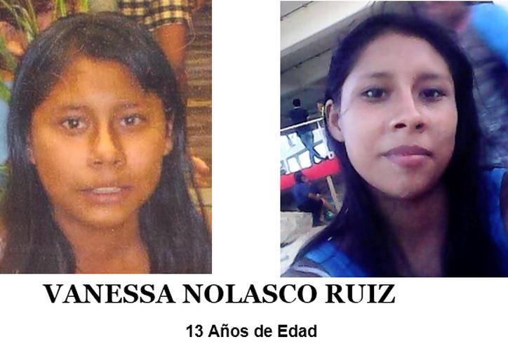 Vanessa Nolasco Ruíz se encontró en óptimas condiciones de salud física y mental. (Redacción)