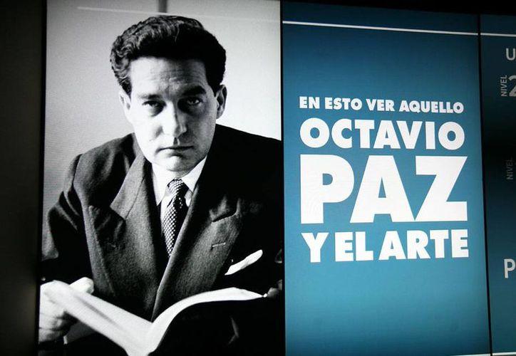 Imagen de archivo del poeta y ensayista mexicano, Octavio Paz, fallecido en 1998. (Especial)