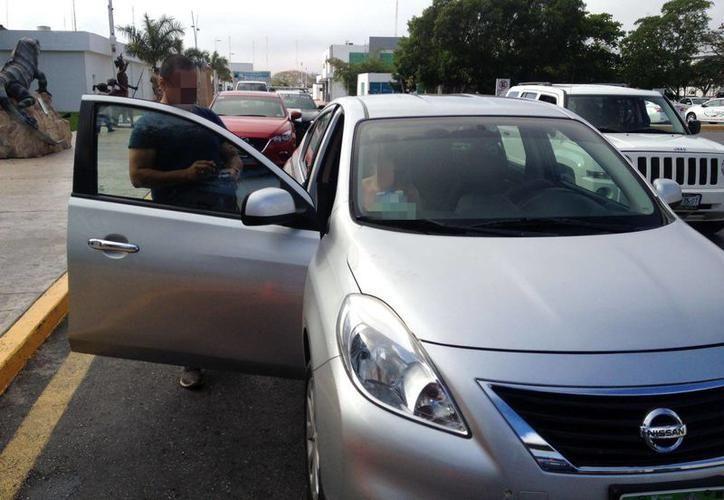 ABY, Easy Trip, In Driver, Nuup, Tey y Uber son las plataformas tecnológicas que operan al margen de la ley que regula este servicio en Yucatán. (Archivo/SIPSE)