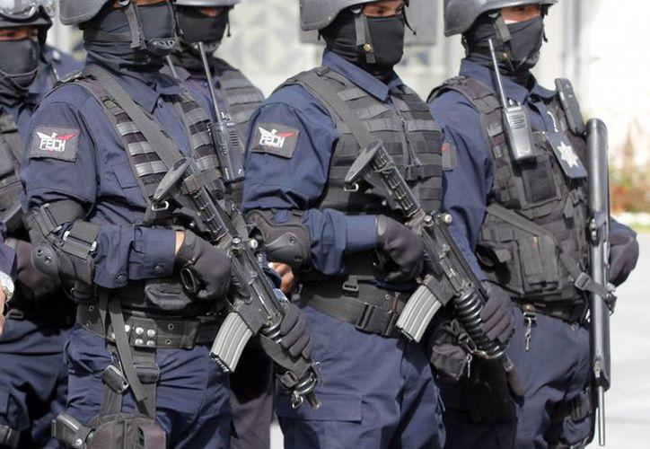 Agentes de la Policía Federal rescataron a un ciudadano estadounidense que fue secuestrado. (Archivo/Notimex)