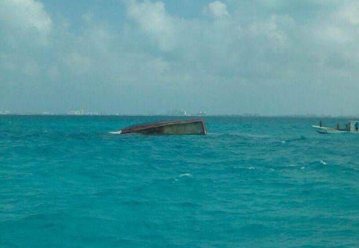 Los pescadores rescatados pasaron unas 15 horas flotando en el Golfo de México. La imagen se utiliza con fines meramente ilustrativos. (Archivo/SIPSE)