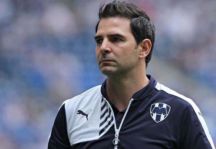 Duilio Davino es el nuevo director deportivo de Rayados de Monterrey, puesto que ocupaba Luis Miguel Salvador. (foto: Imago7.com)