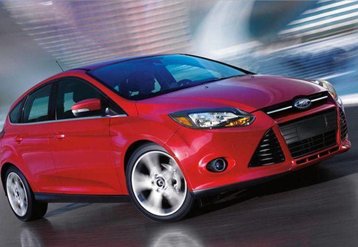 En 2013 continúan las buenas ventas del Ford Focus. (ford.mx)