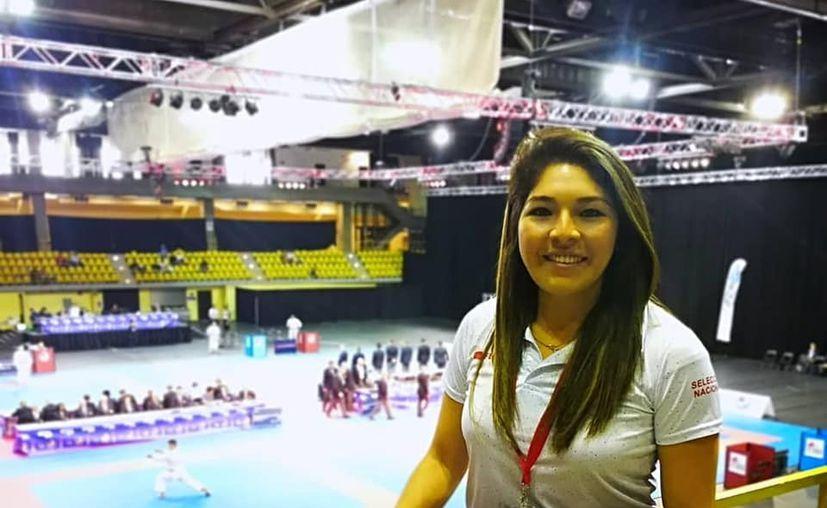 Lupita Quintal no se deja vencer y continúa su camino a los Panamericanos. (Foto: Novedades Yucatán)