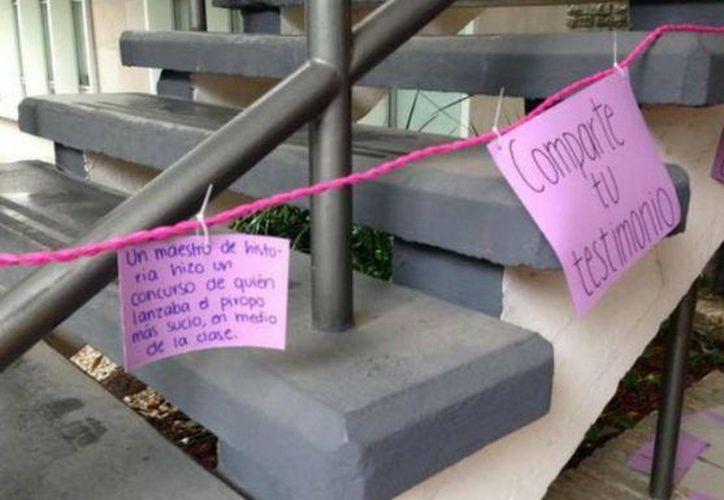 """El blog  """"AcosoEnLaU"""" tiene acusaciones contra maestros del Tec de Monterrey, UDEM y Cedim. (Foto. El Sol de Hidalgo)"""