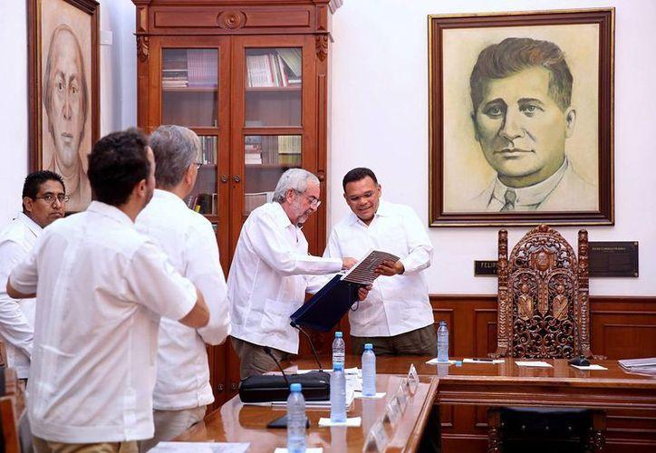 El plantel de la UNAM se concretará con la alianza con el Ejecutivo estatal.(Milenio Novedades)