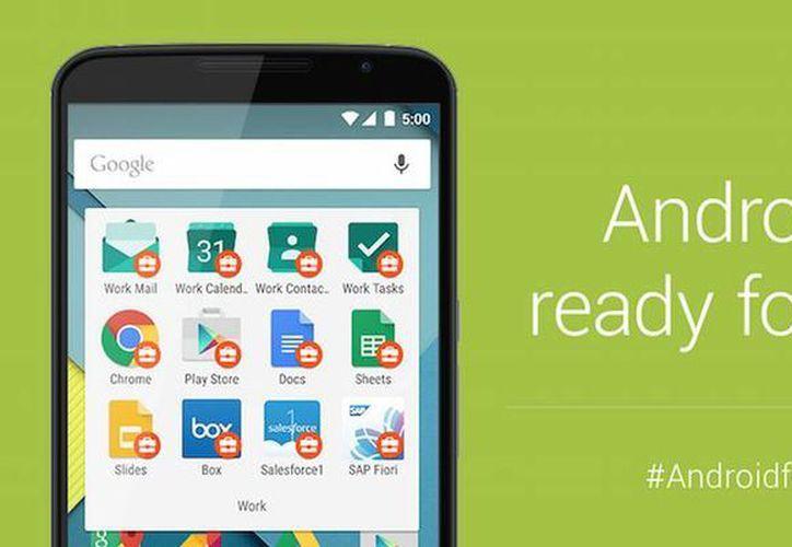 Con Android for Work, Google va a la caza del mercado empresarial. (android.com)