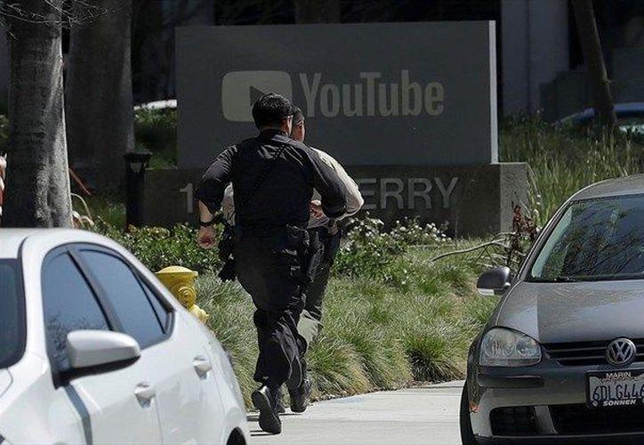 """Autoridades locales informaron que la atacante """"murió en la escena"""". (Foto: The Spect)"""