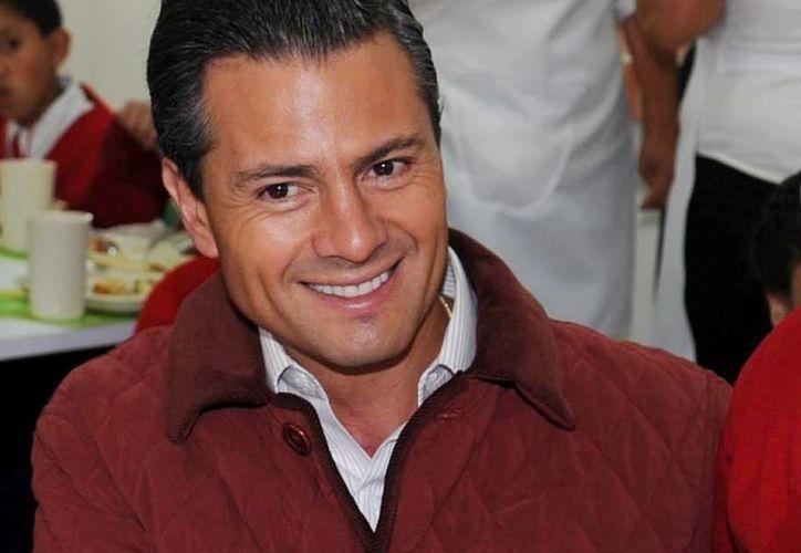 Peña Nieto aseguró que es verdaderamente lamentable que 'El Chapo' se haya escapado en el pasado. (Archivo/Notimex)