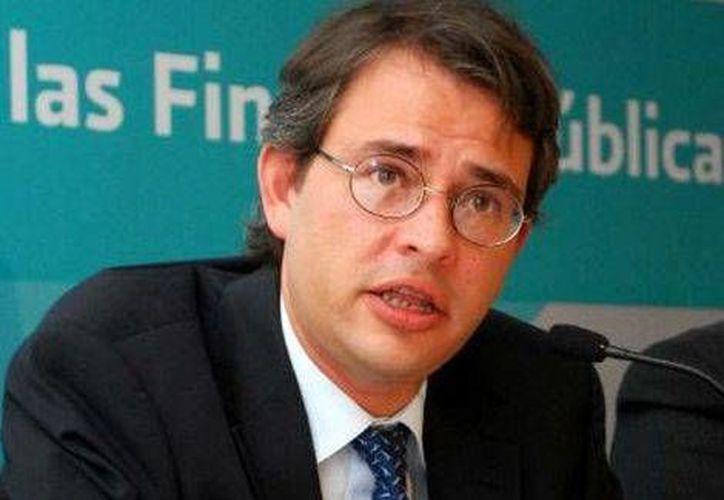 Miguel Messchmacher, subsecretario de Ingresos de Hacienda, indicó que la reforma fiscal se aplicará tal y como fue aprobada. (Milenio)