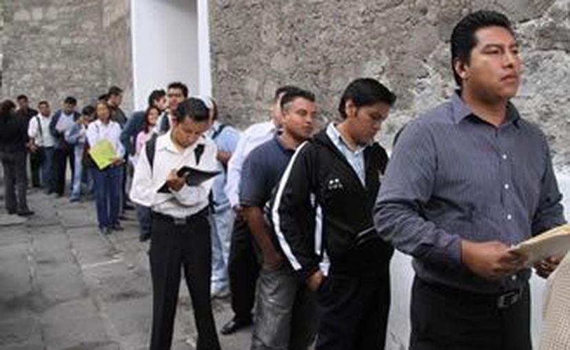 La tasa de ocupación en el sector informal descendió levemente con respecto a hace un año. (Foto de contexto)