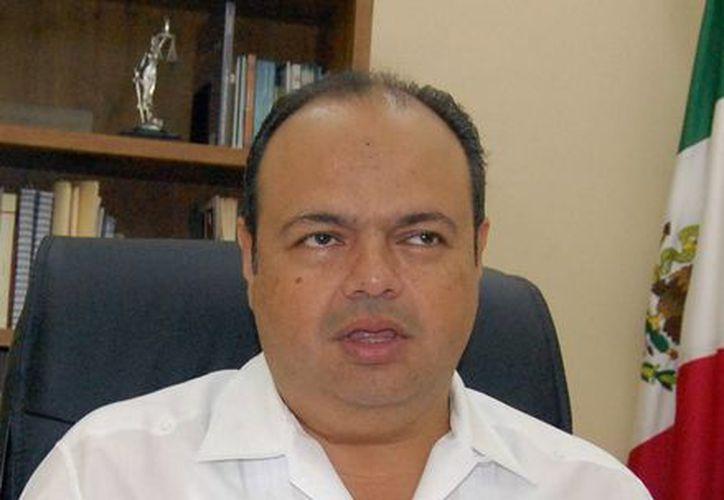 Miguel Diego Barbosa indicó que la audiencia es de pruebas y alegatos. (Milenio Novedades)