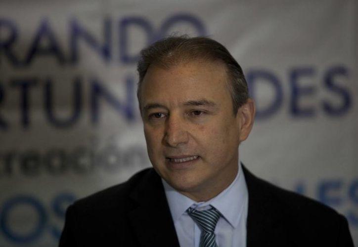"""Sergio de la Torre: el """"Acuerdo de Convergencia"""" fue firmado en noviembre de 2011 en El Salvador. (EFE/Archivo)"""