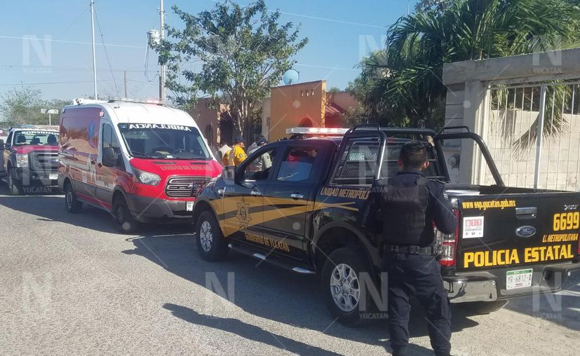 La SSP atendió el reporte de una persona fallecida en un domicilio de Ciudad Caucel. (Novedades Yucatán)
