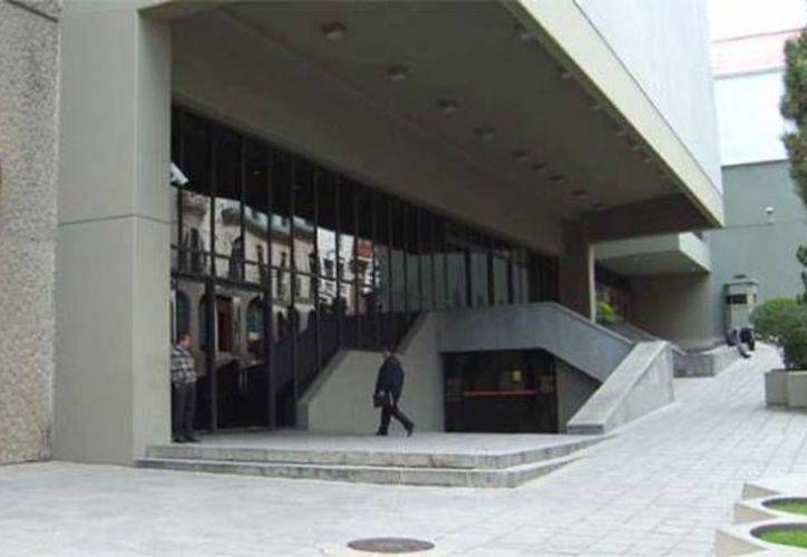 Imagen de la fachada del Banco Central de Bolivia. (lostiempos.com)