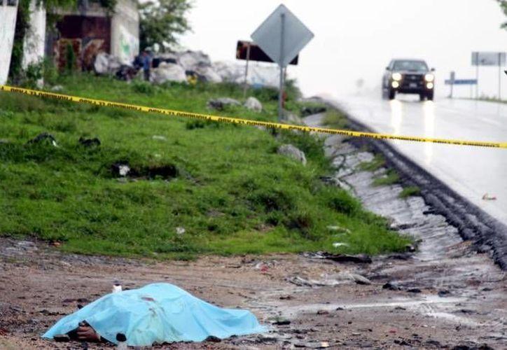 Los enfrentamientos entre criminales ocurrieron en Ciudad Madero, Tampico y Miguel Alemán. (Agencias/Foto de contexto)